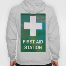 First Aid Station Hoody