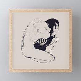 desolation Framed Mini Art Print