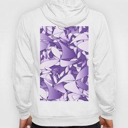 Pattern violet 211 Hoody
