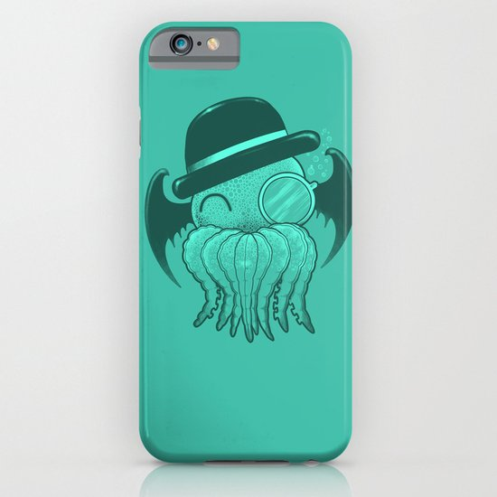 Classy Cthulhu  iPhone & iPod Case