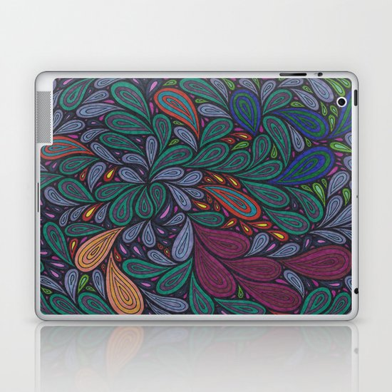 Mating Patterns  Laptop & iPad Skin