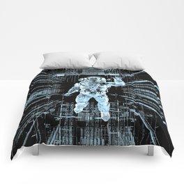 Data Horizon Comforters