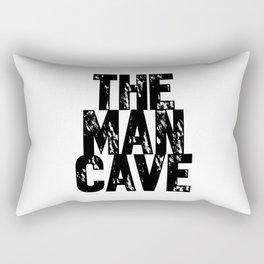 Man Cave 2 Rectangular Pillow