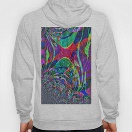 Fraktal  Colors  Hoody
