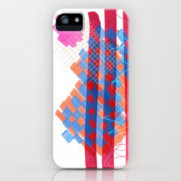 Grafismo 2 iPhone Case