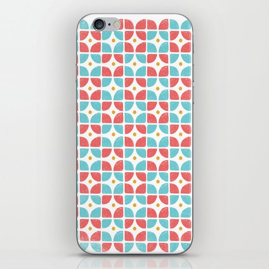 GEOMETRIC 004 iPhone & iPod Skin