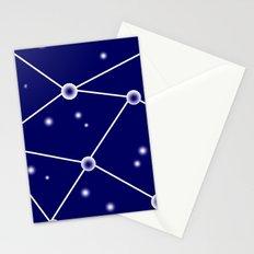 Constellations/Star Gazing Stationery Cards