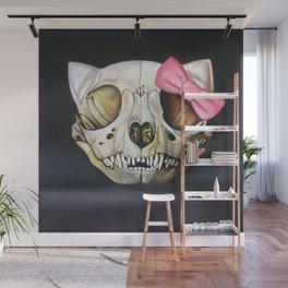 Goodbye Kitty Wall Mural