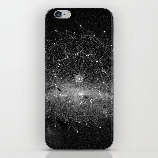 STARGAZING IS LIKE TIME TRAVEL iPhone & iPod Skin