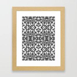 Degausser Framed Art Print