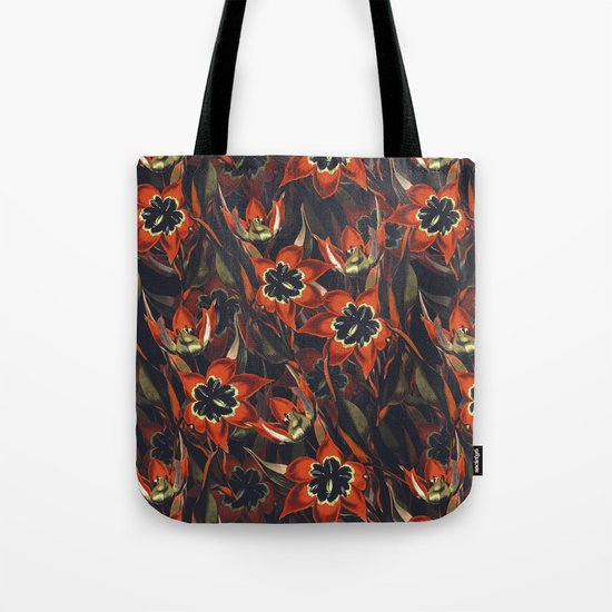 Nightlife Tote Bag
