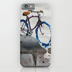 Paper Bicycle iPhone 6s Slim Case