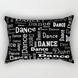 Just Dance! Rectangular Pillow