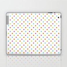 Fun Dots multi-coloured Laptop & iPad Skin