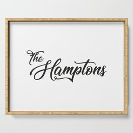 The Hamptons Serving Tray