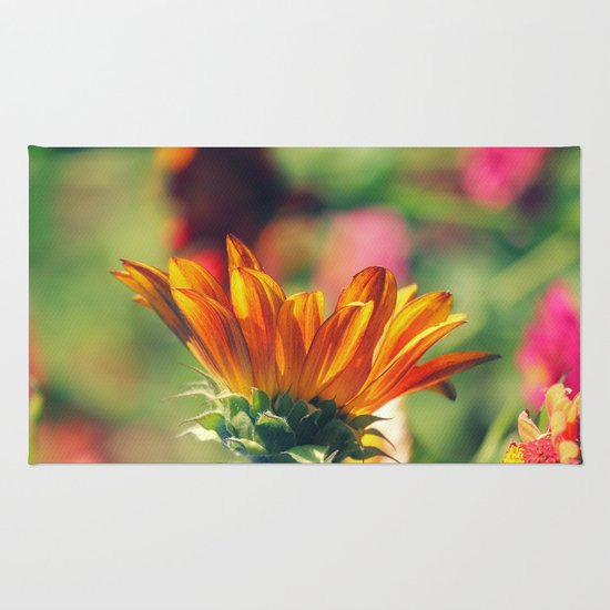 Sweet Flower of Mine Rug