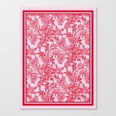 Sweet Tea Reversed Canvas Print