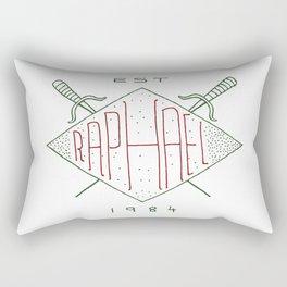 Raphael TMNT Rectangular Pillow