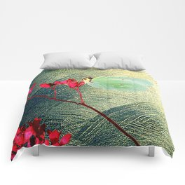 Butterfly vintage Comforters