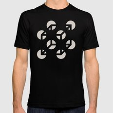 Use Your Illusion MEDIUM Mens Fitted Tee Black