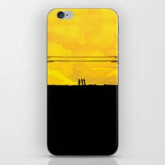 To the prison iPhone & iPod Skin