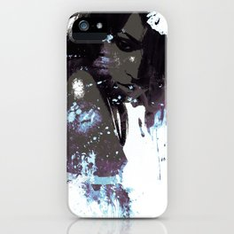 Ashes of a constellation iPhone Case