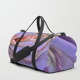 Violet rose Duffle Bag