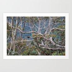 Australiana No. 2 Art Print