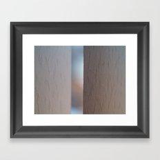 My Window (2) Framed Art Print