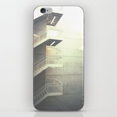 Industrial Stairs 02 iPhone & iPod Skin