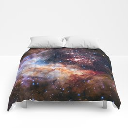 NASA Galaxy Photography Duvet Cover Comforters