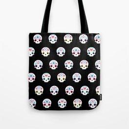 Cute sugar skulls B Tote Bag