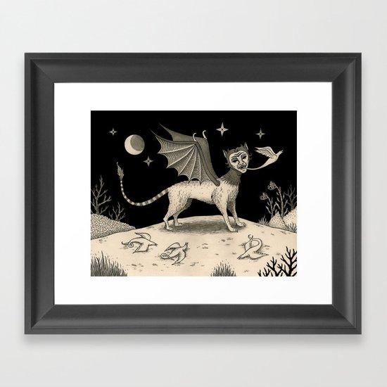 Expiration Framed Art Print