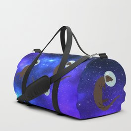 Otter space Duffle Bag