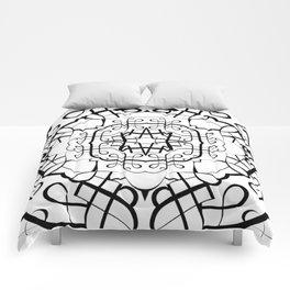 SACRED GEOMETRY II Comforters