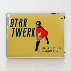 STAR TWERK Laptop & iPad Skin