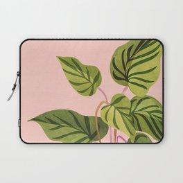 Upstart / Tropical Plant Laptop Sleeve