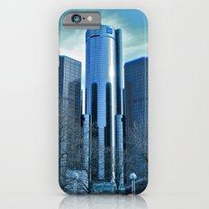 Detroit Renaissance Center (Ren Cen) GM Headquarters Slim Case iPhone 6s