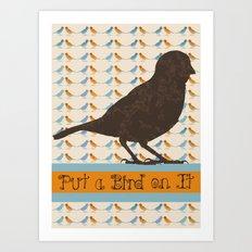 Put a Bird on It -