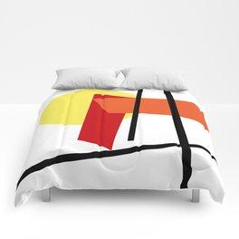 Geometrical design 2 Comforters