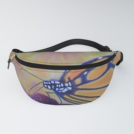 King of butterfly | Le roi des papillons Fanny Pack