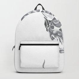 Hannya Japanese Mask Backpack