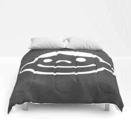 Chalkboard Wallies Comforters