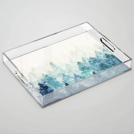 Fade Away Acrylic Tray