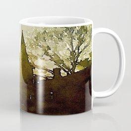 Cobblestone City Coffee Mug