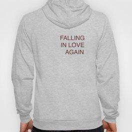 falling in love again (joyce manor) Hoody