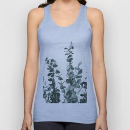 Eucalyptus Leaves Unisex Tank Top