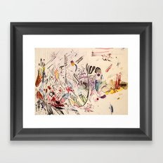 Bullet Framed Art Print