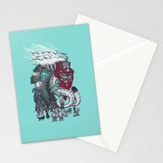 Dark Circusbot Stationery Cards