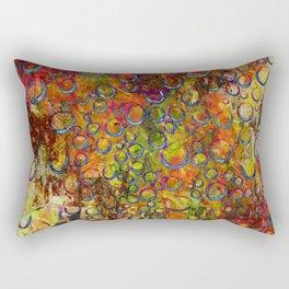 Bubble me! Rectangular Pillow